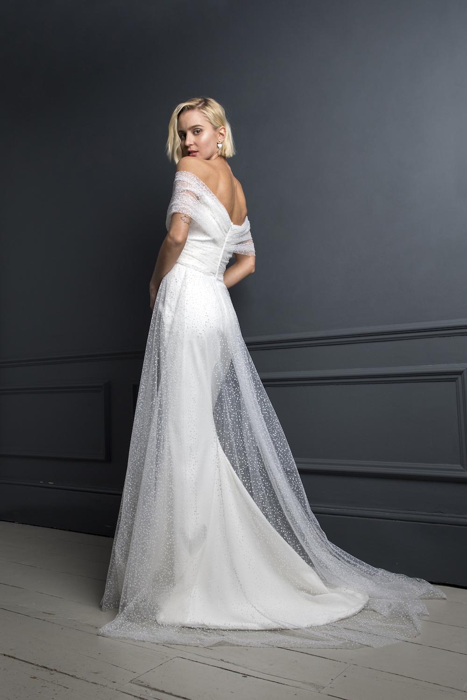 SCOTTY DRESS | WEDDING DRESS BY HALFPENNY LONDON