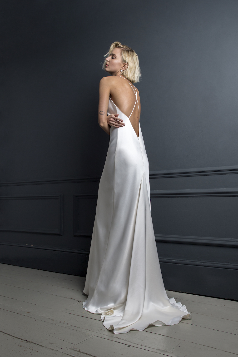 MAX DRESS | WEDDING DRESS BY HALFPENNY LONDON