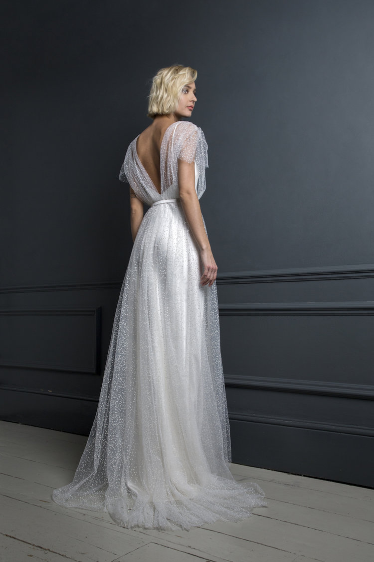 ZIGGY WEDDING DRESS BY HALFPENNY LONDON