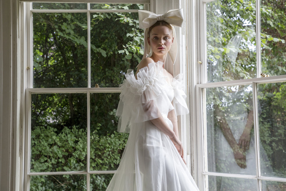 Mayfair wedding dress by Halfpenny London