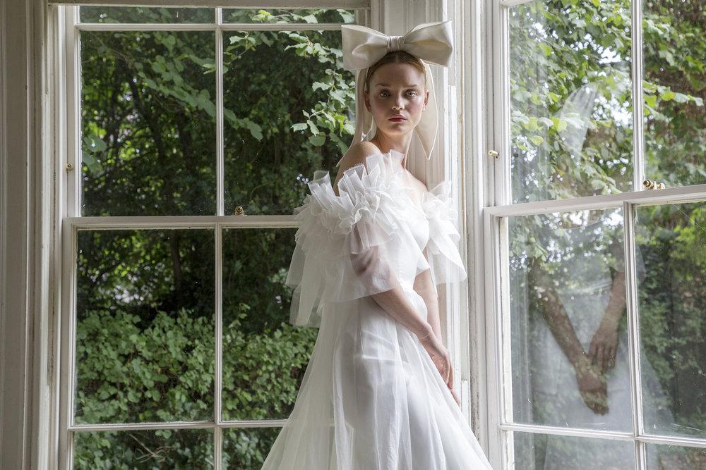 Mayfair wedding dress by Halfpenny London