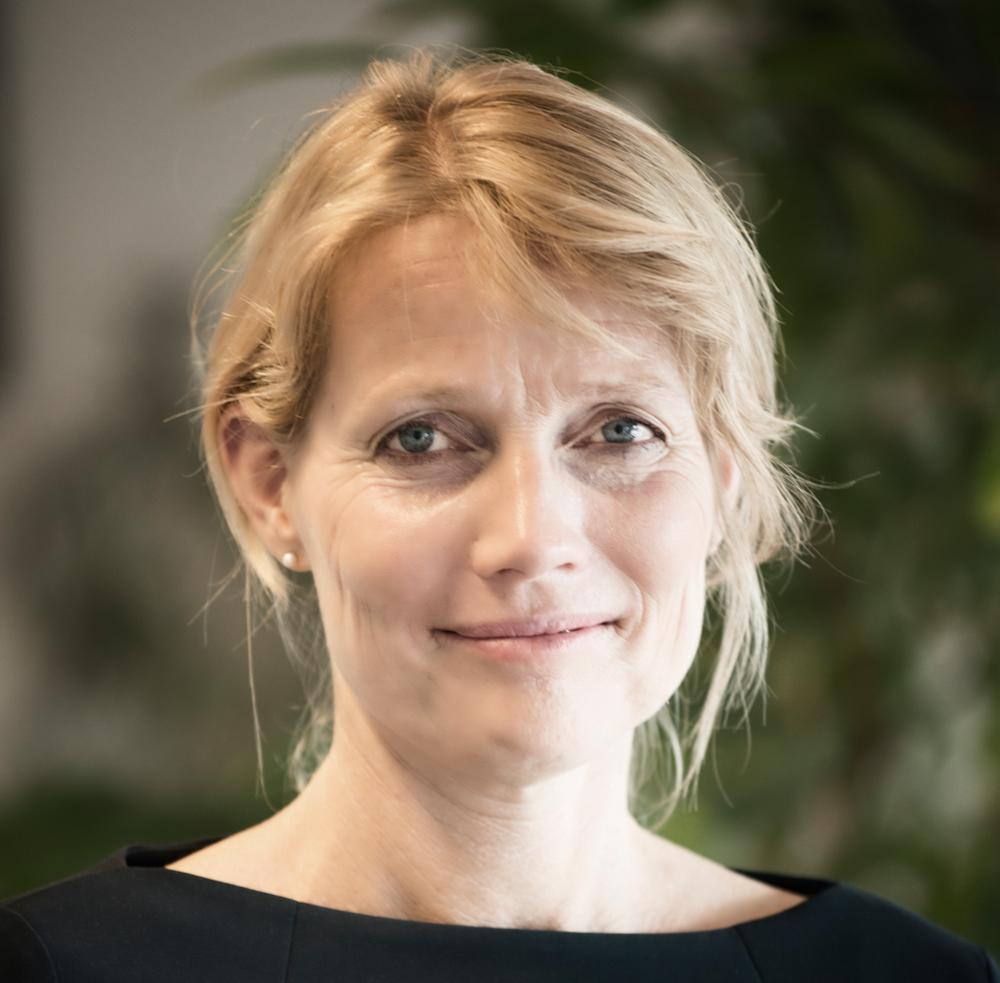 Kommunikationsrådgiver Maria Larsen