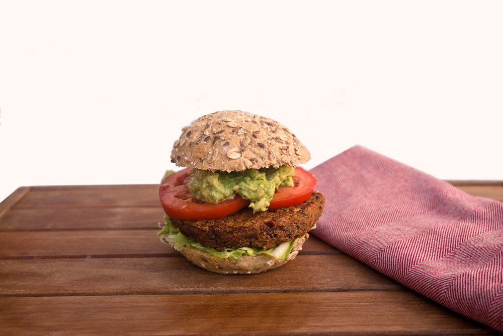Teff Burger