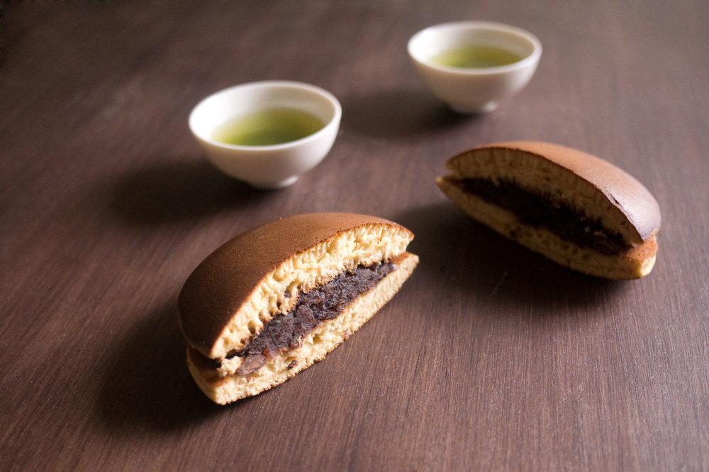 Dorayaki(どら焼き)