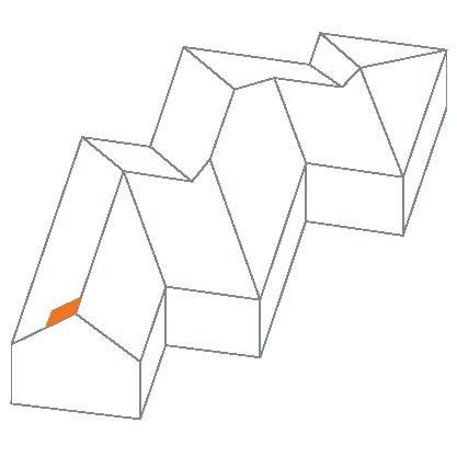 gable rake right diagram