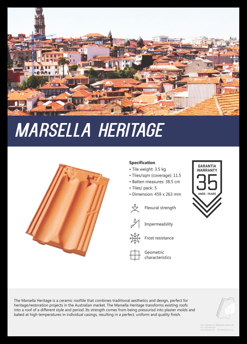 LOHAS_MARSELLA_HERITAGE_FLYER