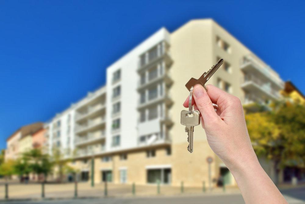 Fastighet & bostad