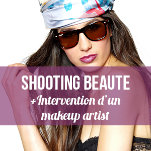 Shooting beauté close-up avec intervention d'un make up artist :     - 200 € sur facture pour 5 photos restituées post traitées    - 250 € sur facture pour 10 photos restituées post traitées