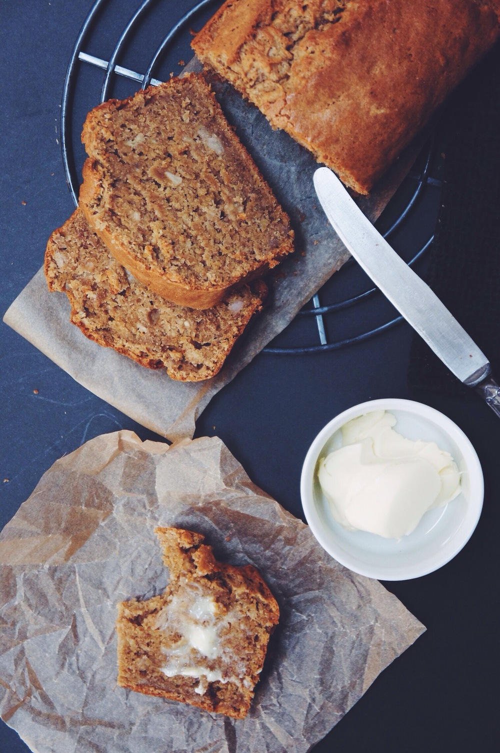 Brown Butter Banana Bread | Thyme & Honey