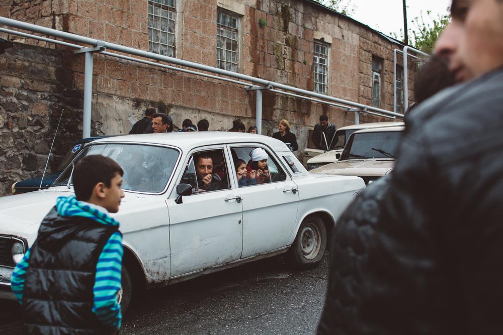 Ujan, Armenia | Gabriella Simonian ©