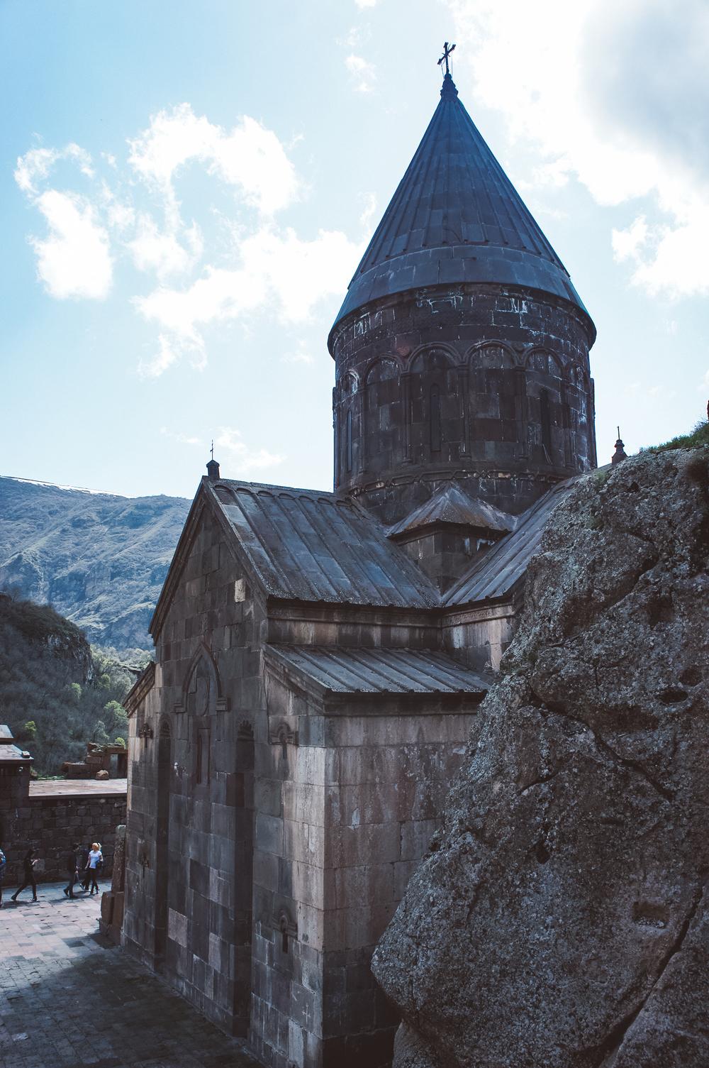 Geghard Monastery | Gabriella Simonian ©