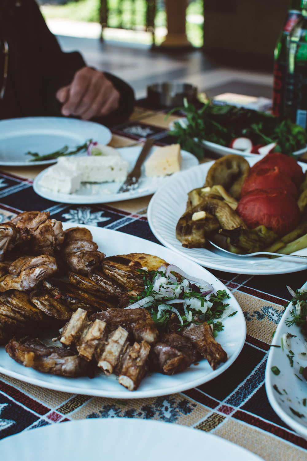 Lunch in Yerevan | Gabriella Simonian ©