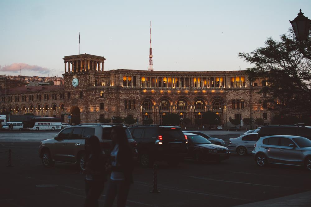 Republic Square | Gabriella Simonian ©