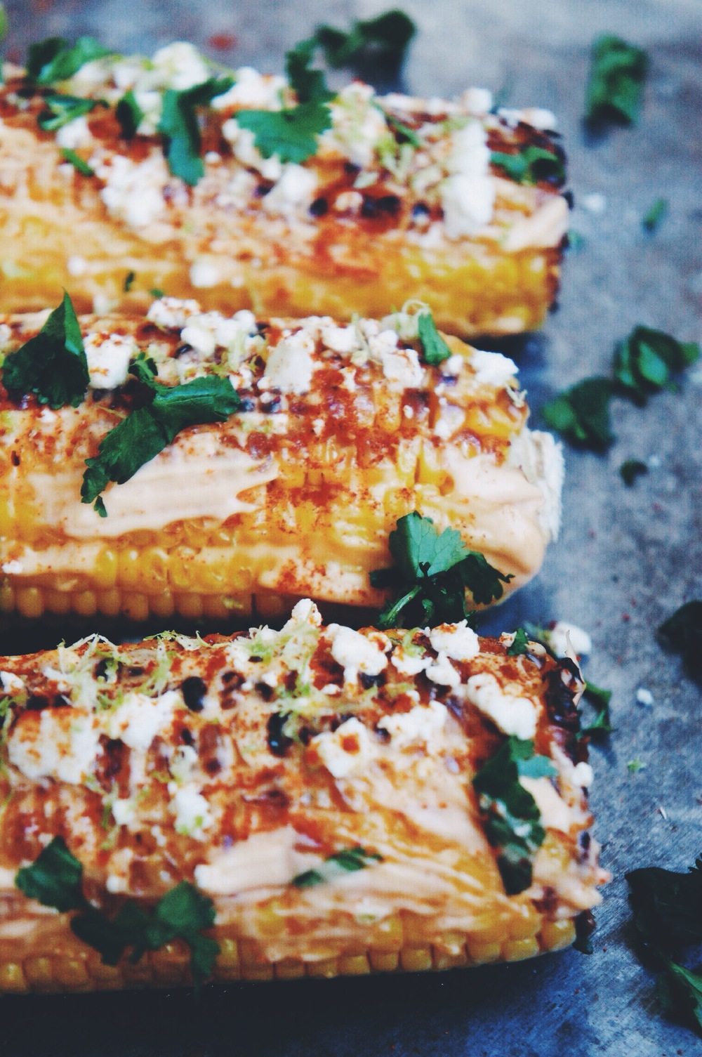 Mexican Street Corn | Thyme & Honey