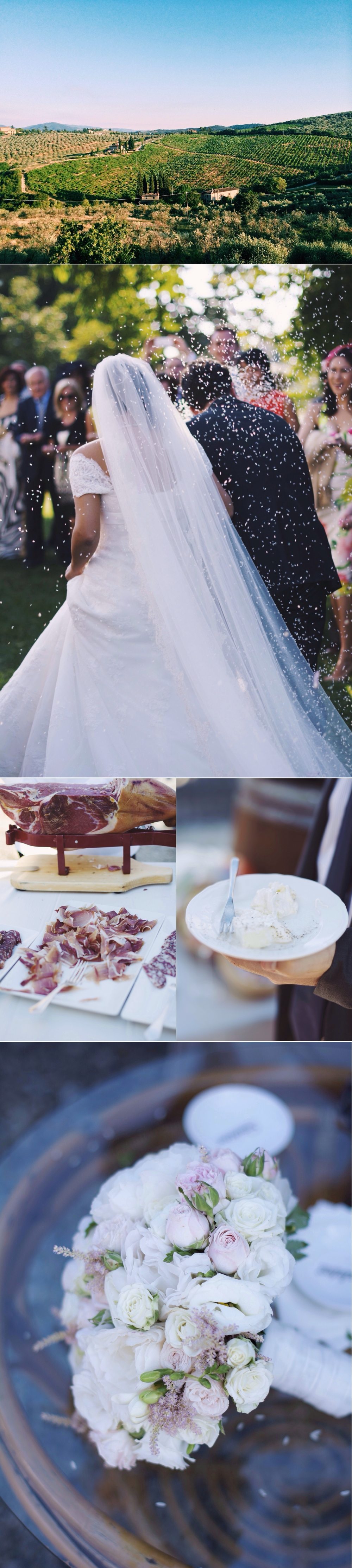A Tuscan Wedding | Thyme & Honey