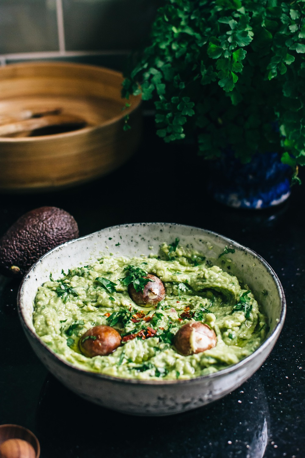 The World's Best Guacamole | Thyme & Honey