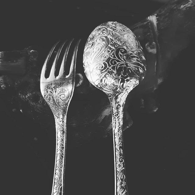 Spoons!  #vuedemonde #fancy