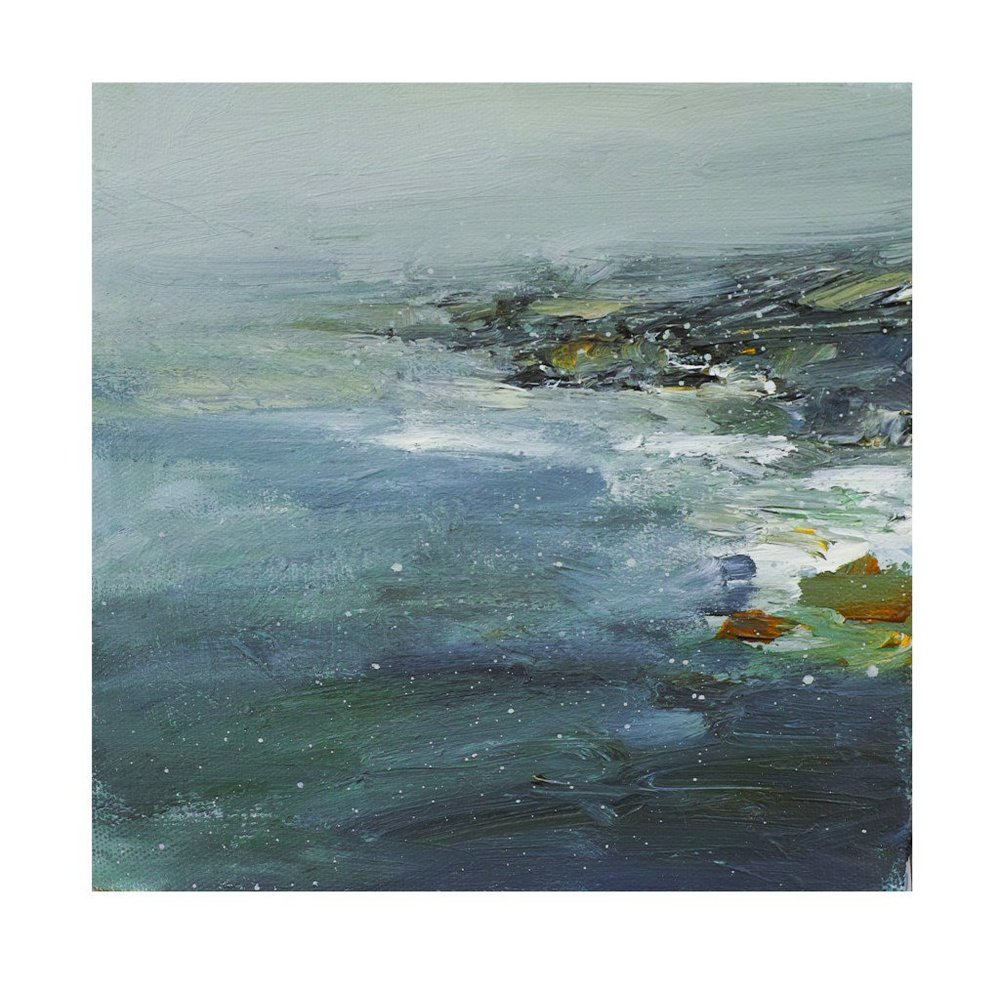 20cm x 20cm Acrylic on Canvas Clearing Mist Clodgy Point St Ives £195.jpg