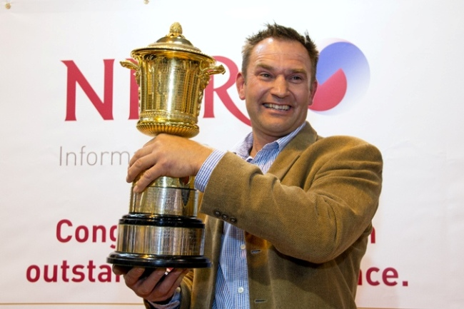 NMR RABDF GOLD CUP WINNER 2015 NEIL BAKER