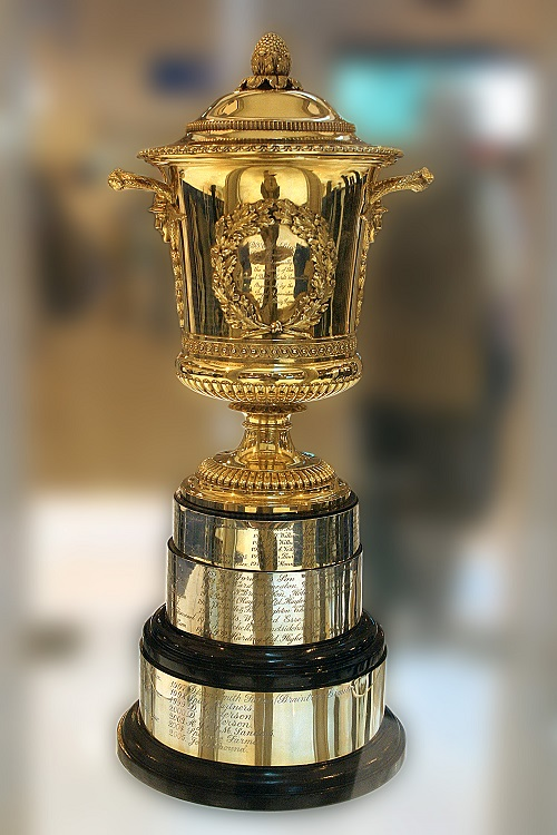 The prestigious Gold Cup
