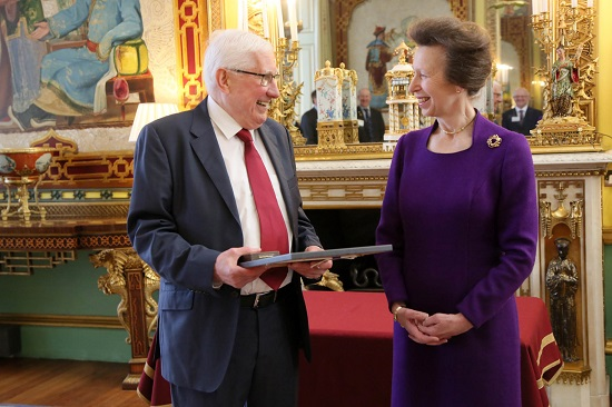 Resize for web - Barry Wilson receiving the Princess Royal Award from Her Royal Highness.jpg