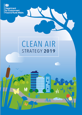 Clean Air Strategy not reflective of consultation submission made by RABDF