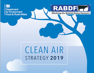 Defra's Clean Air Strategy – help us to help you