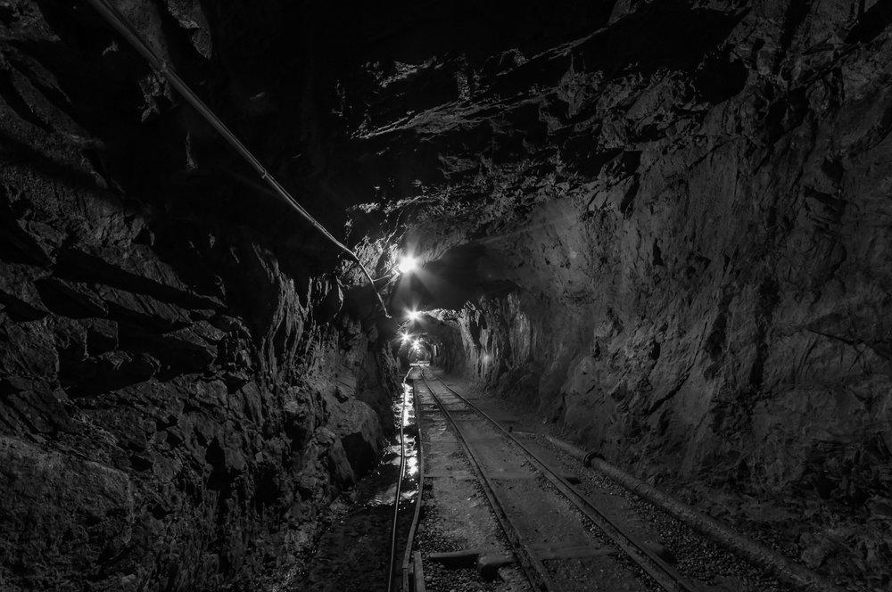 Underground Mining -