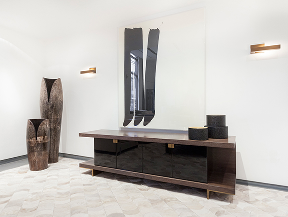 Through Careful Consideration And Incredible Metalsmithing And Carpentry,  It Is Clear That The Lines Between Furniture And Art Have Been Blurred.