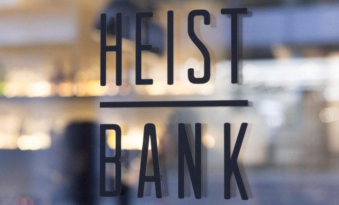 Heist Bank