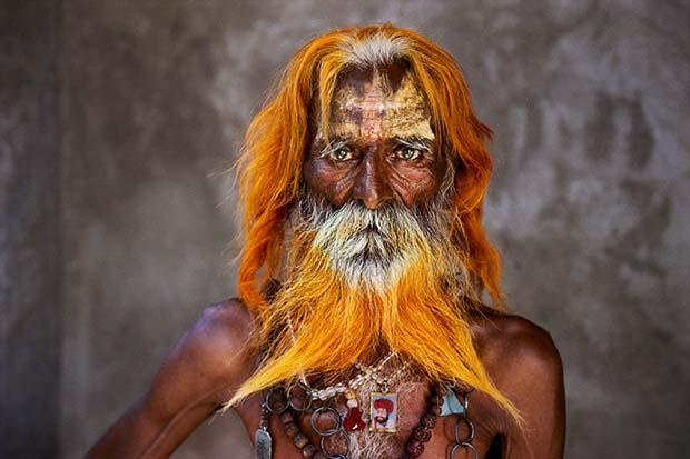 Старейшина племени Рабари, Раджастан 2010 © Steve McCurry