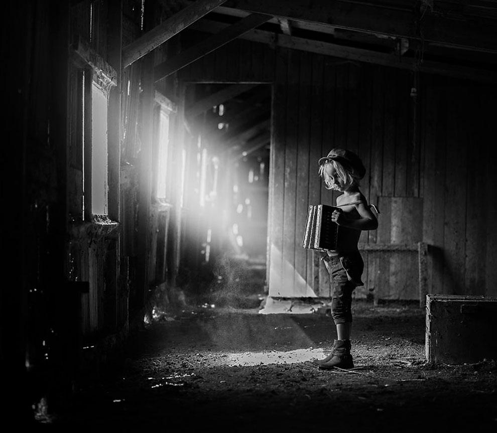 """Желание ©Ewa Cwikla, Нидерланды (1 место в категории """"Художественное фото"""", первая половина конкурса)"""
