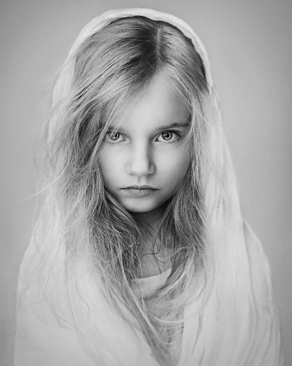 """Аня ©Lisa Visser, Великобритания (3 место в категории """"Портрет"""", первая половина конкурса)"""