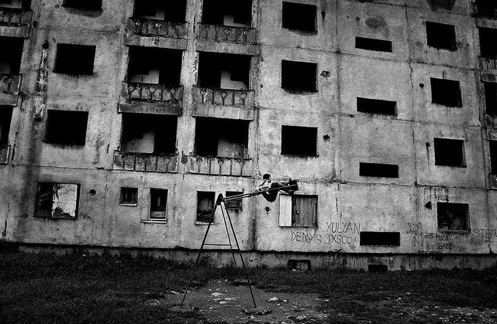 """Балканы ©Istvan Kerekes, Венгрия (2 место в категории""""Журналистика и стрит-фотография"""", вторая половина конкурса)"""