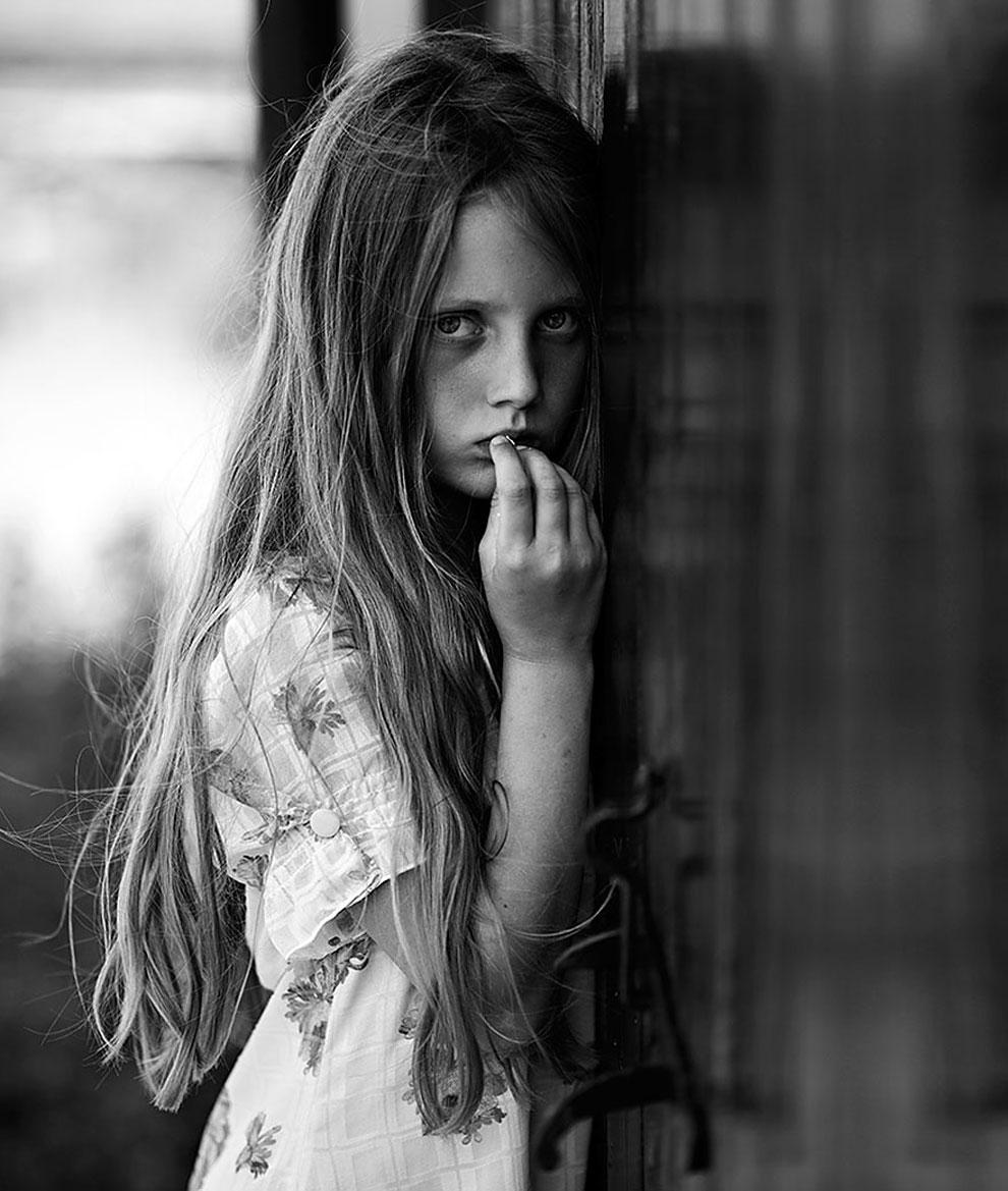 """Голодная ©Ewa Cwikla, Нидерланды (2 место в категории """"Портрет"""", первая половина конкурса)"""