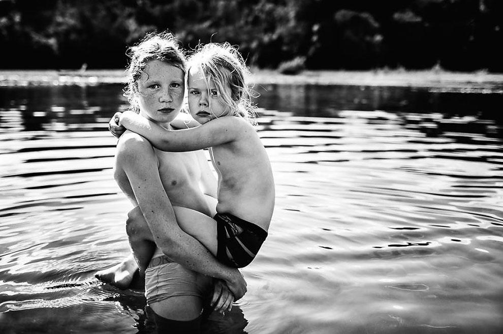 """Сёстры ©Niki Boon, Новая Зеландия (1 место в категории """"Лайфстайл"""", вторая половина конкурса)"""