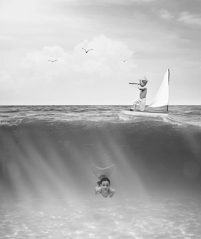 """©Rhiannon Logsdon, США (2 место в категории """"Конуептуальное фото и фотоманипуляция"""", первая половина конкурса)"""