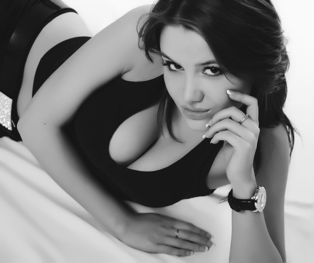 © Макс Субботин, модель Алёна Самохвалова