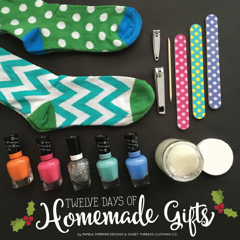 For Your MistleToes Gift Set With Free Printable Tag