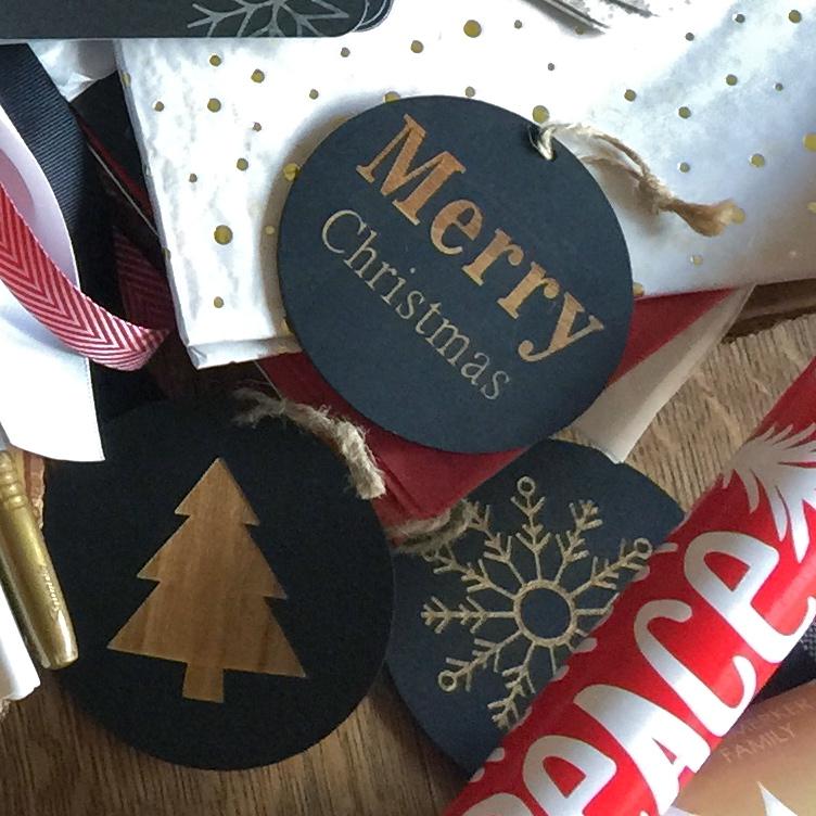 Wood Ornaments