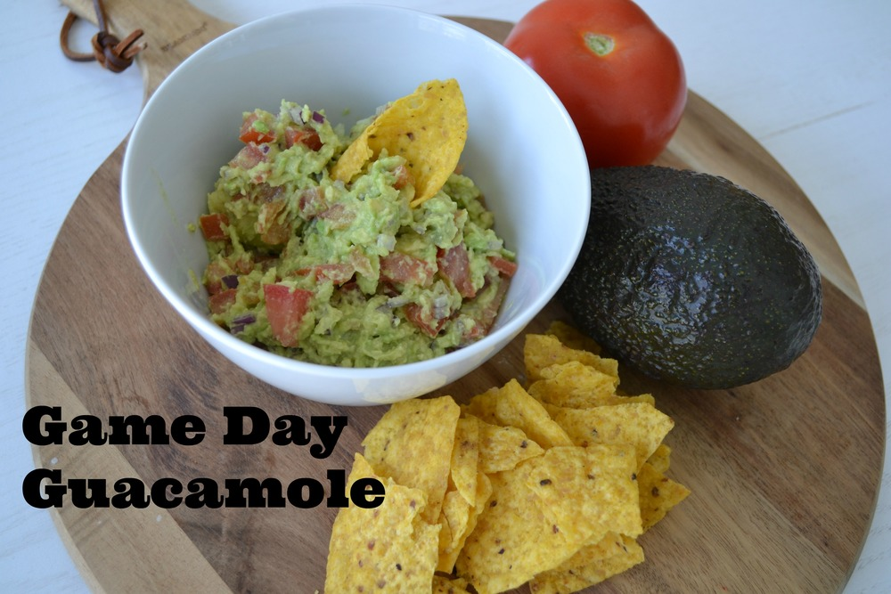 Super Bowl Party Guacamole Recipe by Sweet Threads Clothing