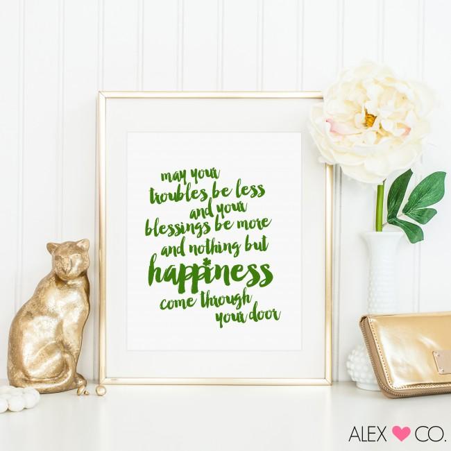 Alex & Co Printables FREE Print