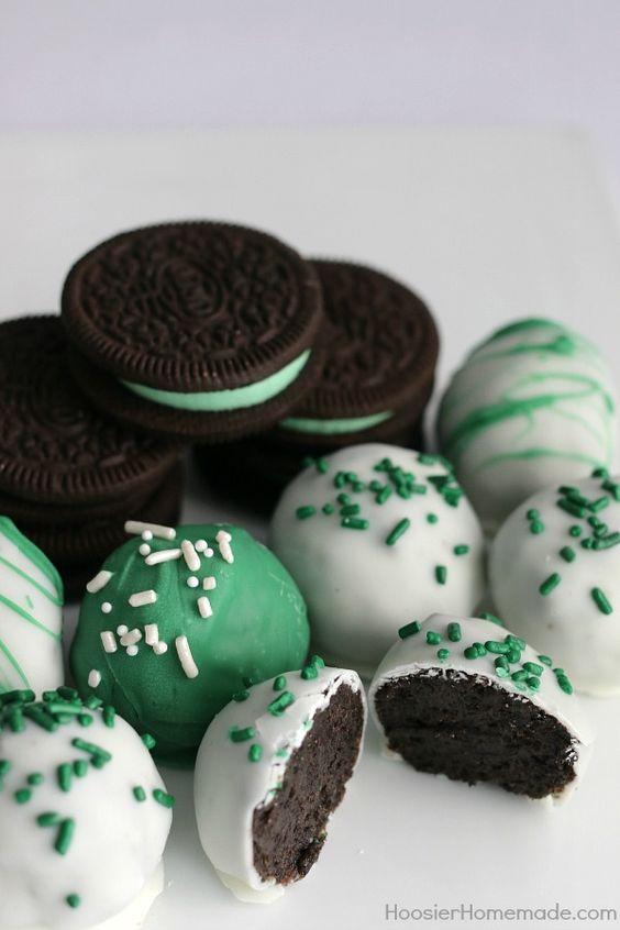 Oreo Truffles by Hoosier Homemade