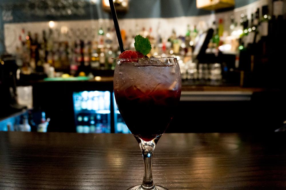 Wild Berry Spritzer
