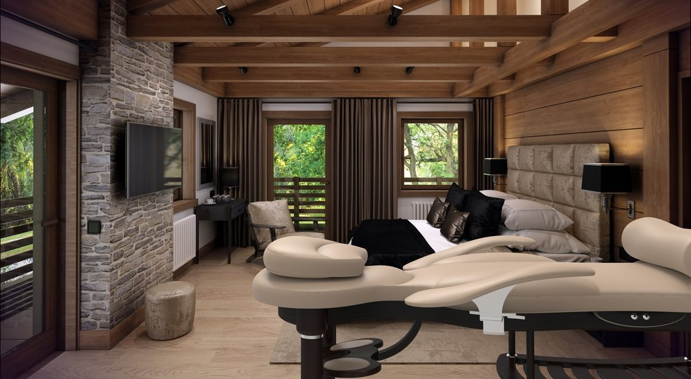 Architects, Interior And Spa Designers Across The Globe Are Now  Incorporating This Beautiful Massage Table In Their Project.
