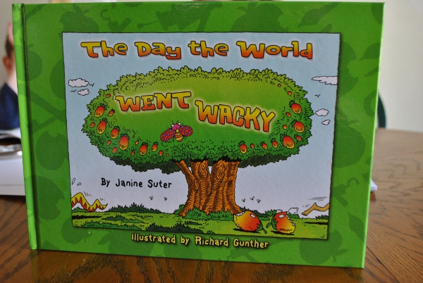 Day the World Went Wacky cover