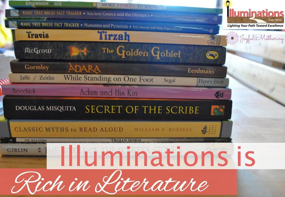 Illuminations Literature