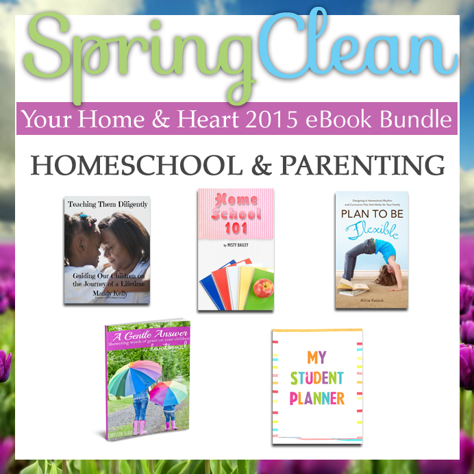 Homeschool and Parenting Image