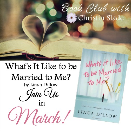 Book Club Banner for March