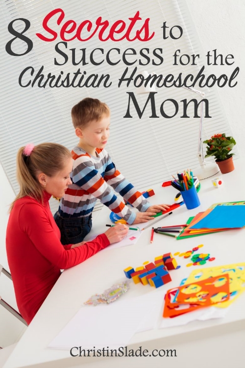 There are important habits for us as moms to have in order to have a successful year. Each day builds upon the next. How we manage our days is what determines the success of homeschooling for our family.